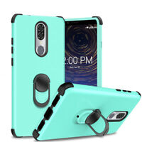 For Coolpad Legacy/3705 Phone Case Cover Ring Kickstand Dual Layer Defender