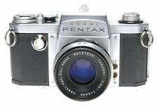 Asahi Pentax K Original Nr.138973 SLR 35mm chrome Film Camera