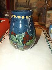 grands vases en grès d'Alsace Art Déco Elchinger et Cie, hauteur 20 cm ref S139