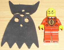 LEGO ORIENT EXPEDITION Emperor Chang Wu con mantello da Set 7419