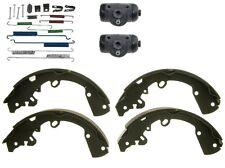 Dodge Dakota 2001-2011  Rear brake shoe set w/ spring kit & wheel cylinder set