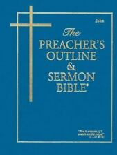 Preacher's Outline and Sermon Bible : John The Preacher's Outline and Sermon...