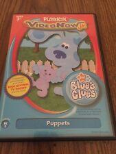 Videonow Jr. Personal Video Disc: Blues Clues - Legend Of Blue Puppy