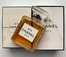 Chanel no 5 parfum extrait 14 ml 0,47 fl oz VINTAGE 1970S BOTTLE SEALED