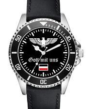 Reichsadler Geschenk Fan Artikel Zubehör Fanartikel Uhr L-1012