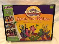 Family Fun Edition - Cranium - 2005