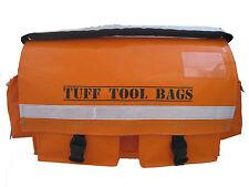 TUFF TOOL BAGS, HEAVY DUTY, VINYL/PVC, TRADESMEN, ELECTRICIAN, INDUSTRIAL MINING