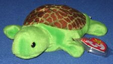 TY SPEEDY the TURTLE BEANIE BABY - MINT with MINT TAGS