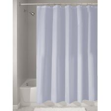 "Shower Curtain Mold & Mildew Free Waterproof Fabric Bath 72""x72"" Cornflower Blue"