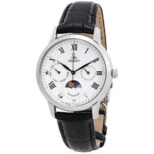 Orient Sun and Moon White Dial Ladies Watch RA-KA0006S10B