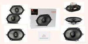 """JBL GT7-86 360 Watt 5"""" x 7"""" / 6"""" x 8"""" 2-Way GT7 Series Coaxial Car Speakers NEW"""