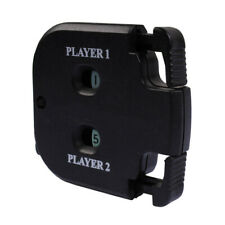 Two digits Golf Score Counter Portable Count Putts With Key Chain Sports