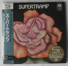 Supertramp-Supertramp Japon SHM MINI LP CD OBI Nouveau UICY - 93607