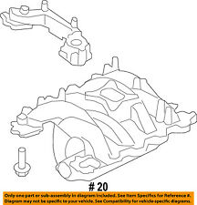 Ford OEM Intake Manifold 3W7Z-9424-AE Factory 2003-2005 Crown Victoria 4.6L