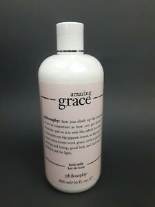 Philosophy Amazing Grace Bath Milk New Sealed 16 fl oz
