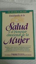 Enciclopedia de la Salud y el Bienestar Emocional de la Mujer/Women's Encycloped