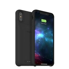 MOPHIE JUICE PACK ACCESS 2200 mAH WIRELESS BATTERY CASE FOR IPHONE XS MAX BLACK