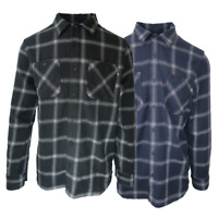 Vans Off The Wall Men's Dispatched L/S Flannel Shirt (Retail $55)