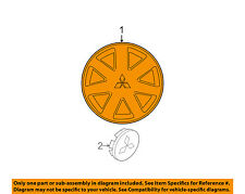 MITSUBISHI OEM 06-12 Galant Wheels-Wheel Cover 4252A072HA