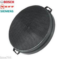 Carbono Filtro De Carbón Para Bosch Neff Siemens Extractor Campana Extractora De Ganga!!