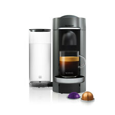 Nespresso Vertuo Plus Deluxe Titan Flat Top Coffee Machine