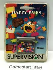 Happy Pairs supervision Watara-NEW SEALED-NEW SEALED-RARE