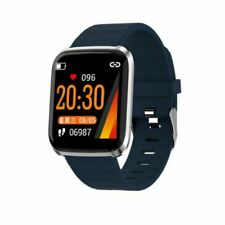 Fitness Tracker,Activity Tracker Smart Watch with Heart Rate Monitor Touchscreen