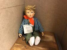 Hummel / Goebel Puppe Porzellan Puppe 39 cm. Top Zustand