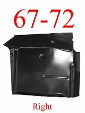67 72 Chevy RIGHT Floor Repair Panel, Truck, GMC, 1.2MM Thick!! 0849-222