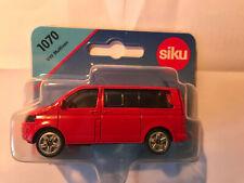VW Multivan Rojo, Siku Súper , Art.1070