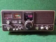 RADIO SHACK, REALISTIC, DX-302 Quartz-Synthesized Communication Receiver, AC/Bat