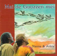 NANNE & ANKIE - MEI DE GUOZZEN MEI (2004 FOLK CD FRIESLAND)