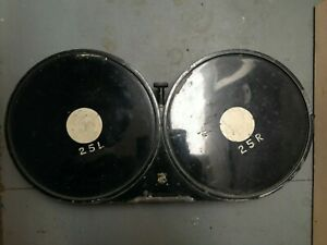 Bell and Howell 35mm 1000 ft magazine mag film for movie camera.