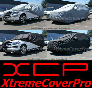 Car Cover FOR 2010 2011 2012 2013 2014 2015 2016 Nissan Quest