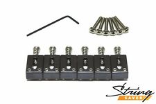 "String Saver Saddles for Strat & Tele 2-3/16"" spacing #PS-8000-F0"