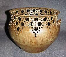 Studio Keramik Vase/Blumentopf Hochgebrant