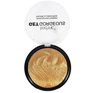 Original Technic Get Gorgeous 24ct GOLD Highlighting Face Powder Shimmer