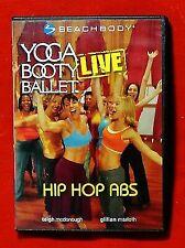 Beachbody Yoga Booty Ballet Hip Hop ABS Live DVD B13