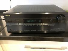 ONKYO AV RECEIVER TX-SR605 7.1 Channel - In Great Condition