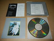 """Carpenters """"Close To You"""" JAPAN 1st issue CD 32XB-54 3200Yen"""