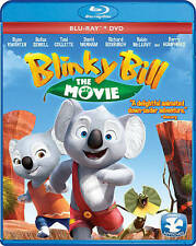 Blinky Bill: The Movie (Blu-ray+DVD+DIGITAL DOWNLOAD, 2016, 2-Disc Set) new