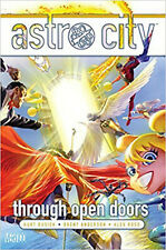 Astro City Through Open Doors HC (Kurt Busiek's Astro City), Busiek, Kurt, New B