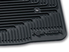 Genuine OEM Ford Ranger Rubber All Season Floor Mat Set - 2004-2010