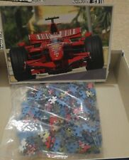 Puzzle High Quality Collection Clementoni 500 pezzi Red Lightning Ferrari