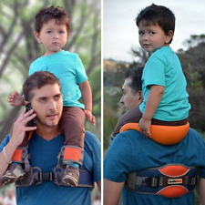 New Customized Hand Free Comfortable Baby Shoulder Carrier Pack Outdoor
