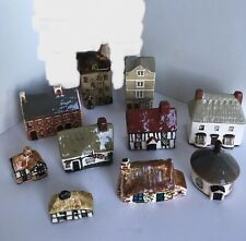 Mudlen End Studio Pottery Houses (plus others)