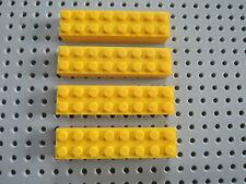 LEGO 10 X pierre 3062b 1x1 environ Transparent Jaune