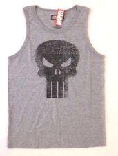 Exclusive Original Marvel Comics Punisher Tank Top Men's Grey Sizes S M XL NWT
