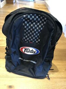 Fairtex Rucksack BAG4 Muay Thai / Training Kit Rucksack