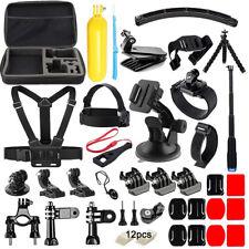Accessories Kit for GoPro Hero 6 5 Session 4 3+ / SJCAM/ Xiaomi yi SJ5000 Action
